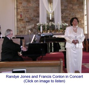 Jones & Conlon In Concert